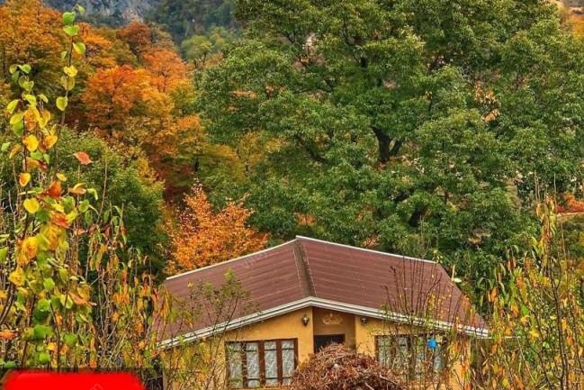 اجاره ویلا در مازندران بهشهر روستای رودبار
