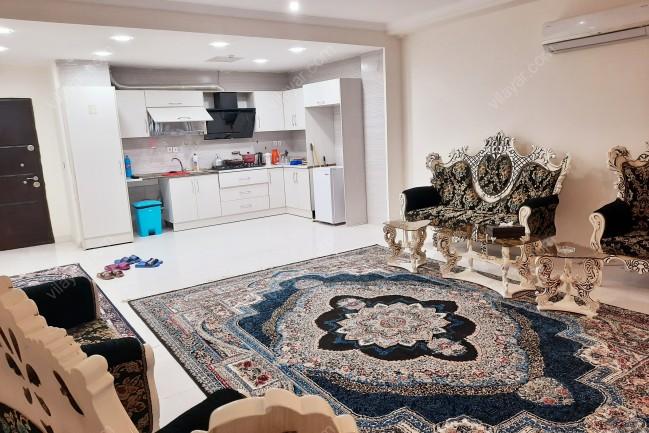 اجاره  روزانه آپارتمان لوکس  مستردار در بندر عباس