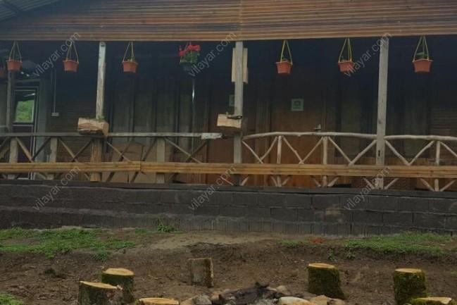 اجاره کلبه جنگلی در هفت آبشار شیرگاه بابل
