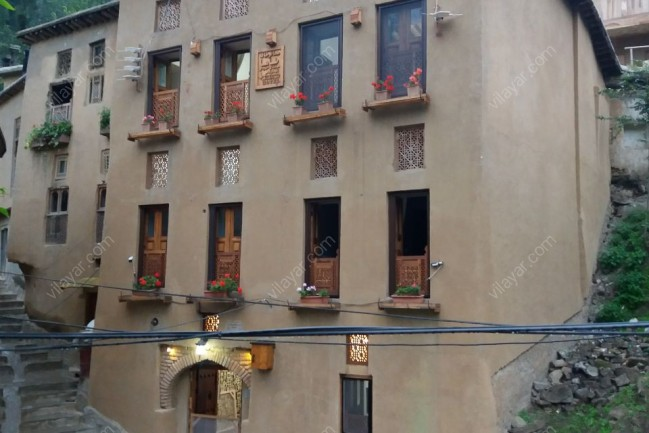 اجاره اقامتگاه درشهرک تاریخی ماسوله  با ویو و چشم انداز عالی