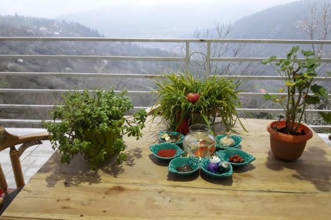 اجاره ویلا جنگلی  در شیرگاه سواد کوه