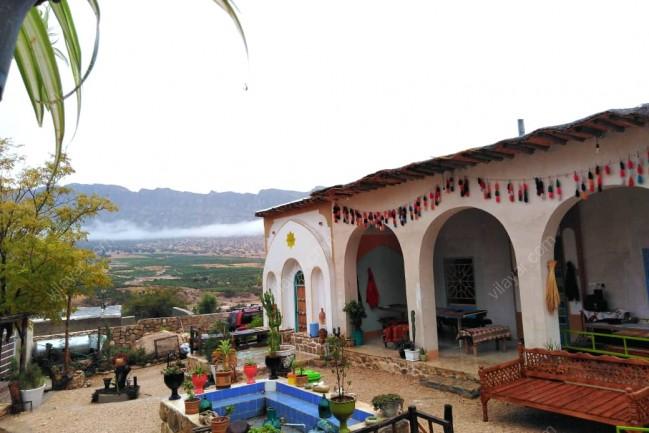رزرو اقامتگاه بومگردی بیشاپور در استان فارس