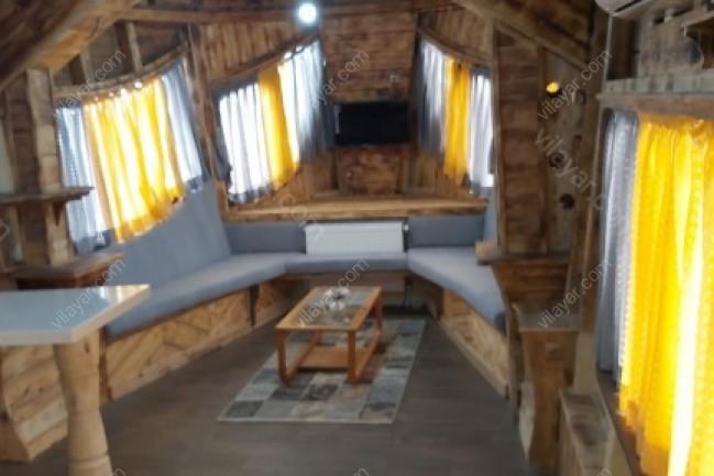 اجاره ویلا لنج طبقه پایین در انزلی