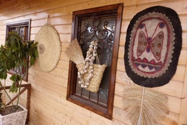 اجاره ویلا چوبی استخردار در شمال