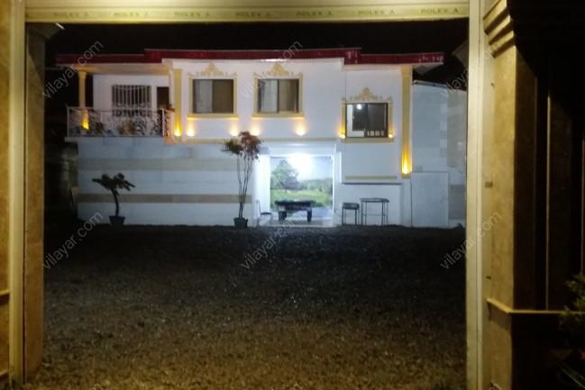 ویلا استخردار با جکوزی-بیلیارد در رامسر