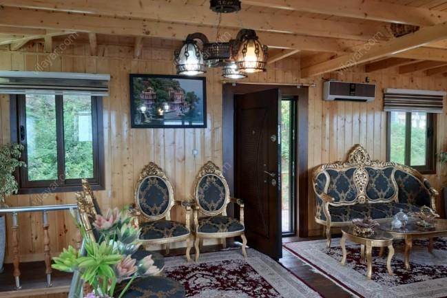 اجاره ویلا چوبی لوکس در رامسر