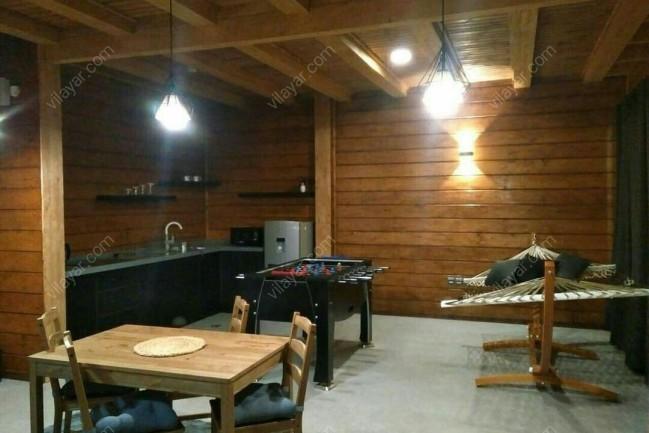 اجاره ویلا استخردار چوبی در شمال