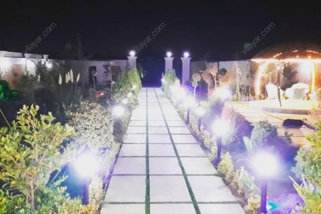اجاره ویلای لوکس و مجهز با استخرآبگرم و جکوزی در مشهد