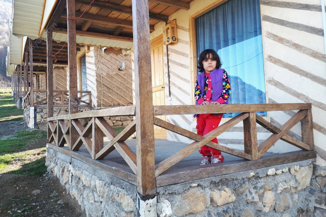 اجاره کلبه ییلاقی در ارتفاعات تالش