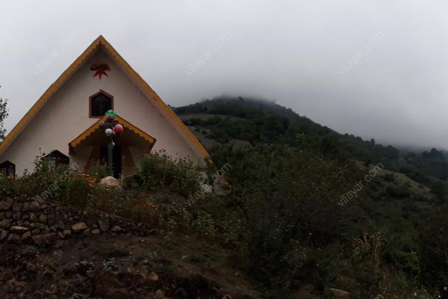 رزرو ویلای ییلاقی جنگلی در تالش شمال