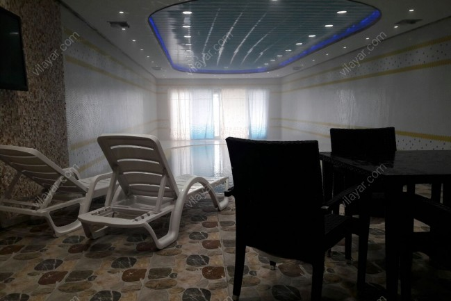 اجاره ویلای ۳خوابه استخردار ساحلی نوشهر