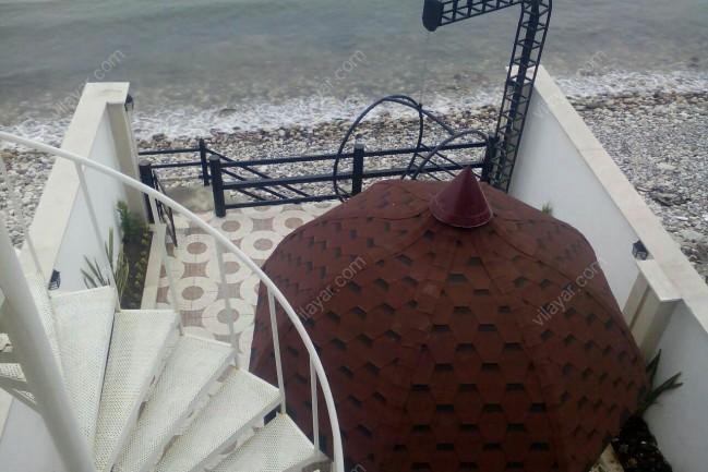 اجاره ویلا دوبلکس ساحلی استخردار نوشهر