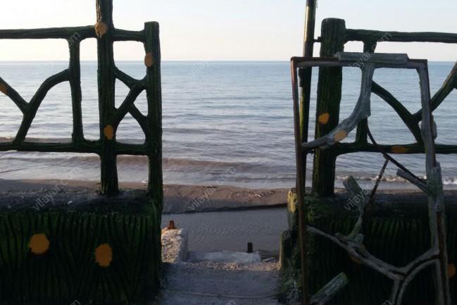 اجاره ویلای قیمت مناسب ساحلی چالوس