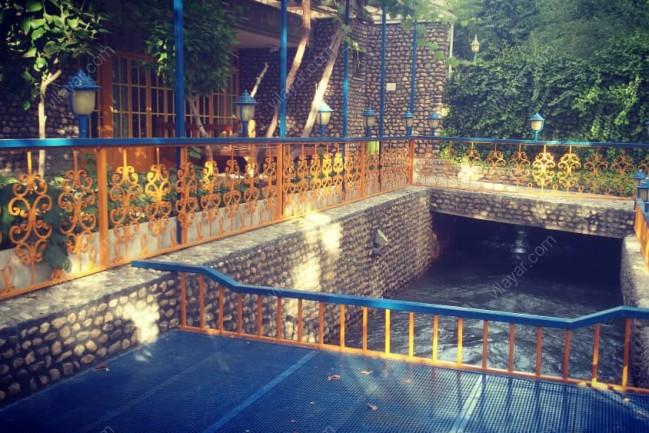اجاره ویلا در باغ بهادران اصفهان