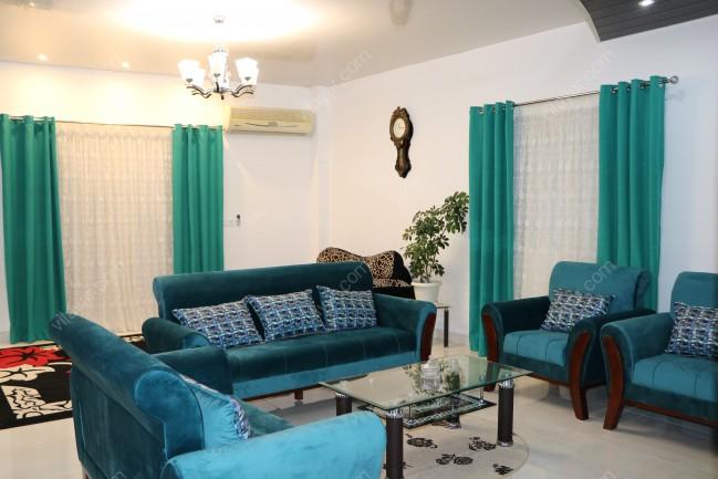 اجاره ویلا استخر و جکوزی دار در محمودآباد