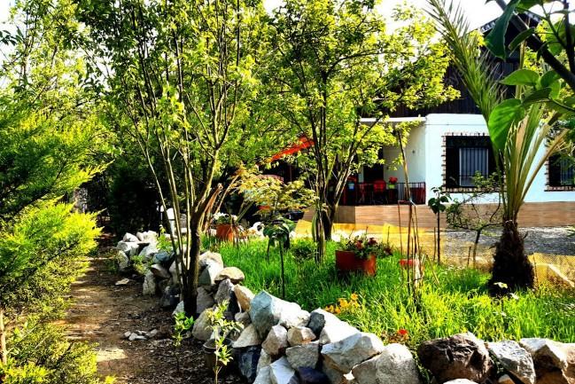 اجاره خونه باغ گلها
