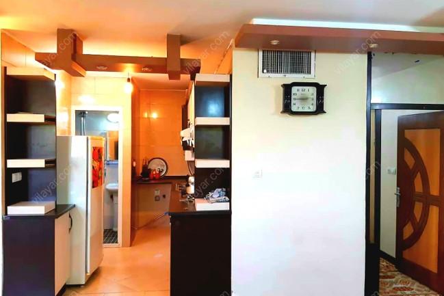 آپارتمان مبله با موقعیت عالی