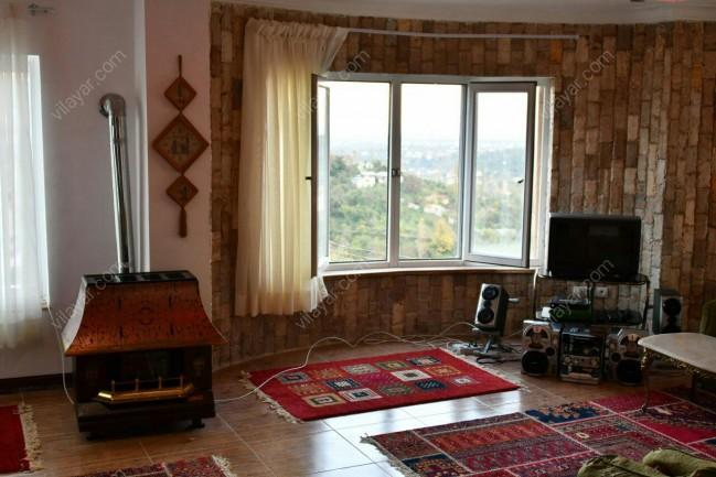 اجاره ویلا جنگلی در ارتفاعات رامسر