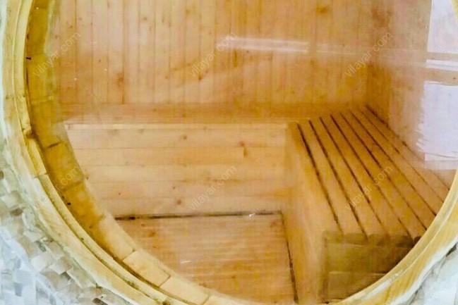 اجاره ویلا استخردار جنگلی ابتدای جاده جواهر ده