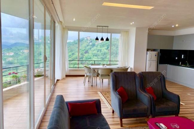 اجاره آپارتمان لاکچری استخردار چشم انداز