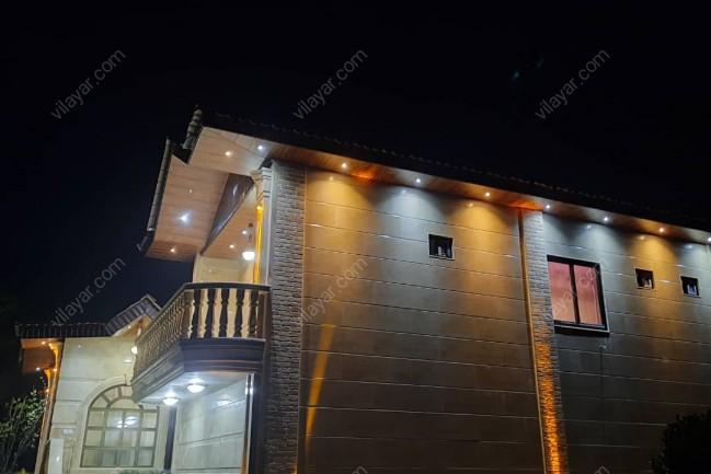 اجاره ویلا استخردار با جکوزی در رامسر