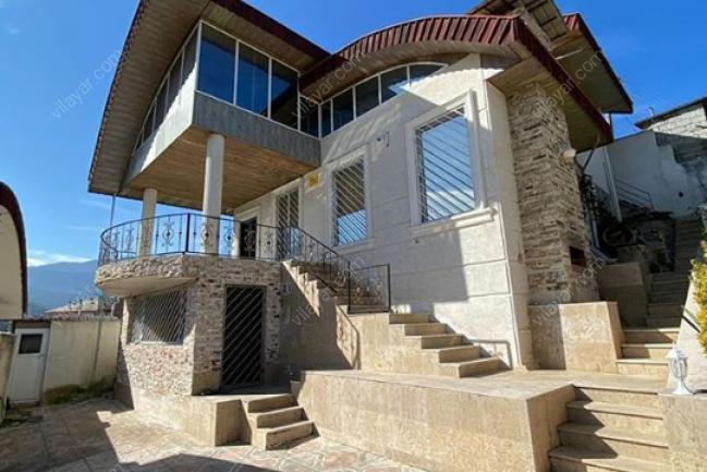 رزرو ویلا جنگلی در رامسر مازندران