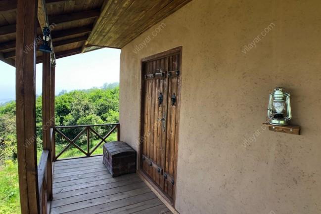 ویلا باغ جنگلی در رامسر