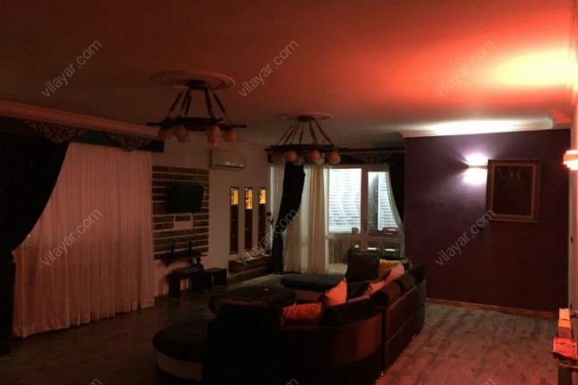 اجاره آپارتمان 3 خوابه لب دریا نور