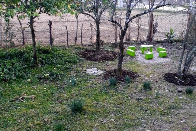 اجاره ویلا باغ یادگار در ماسال گیلان