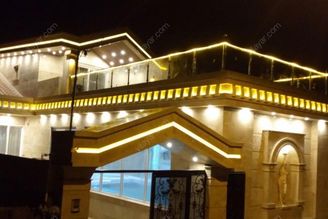 اجاره ویلا لوکس در ایزدشهر