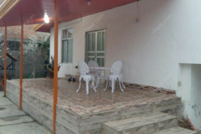 اجاره ویلا ساحلی حیاط دار در ساری