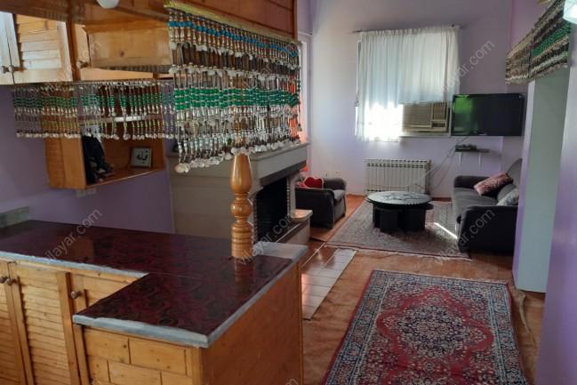 رزرو و اجاره آپارتمان دوخوابه جنگلی نوشهر