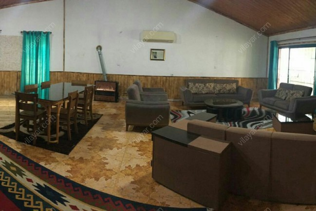 اجاره ویلا ۲ خوابه لب ساحل در نوشهر
