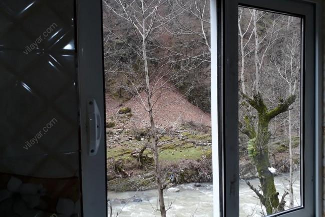 اجاره ویلا کنار رودخانه در تالش