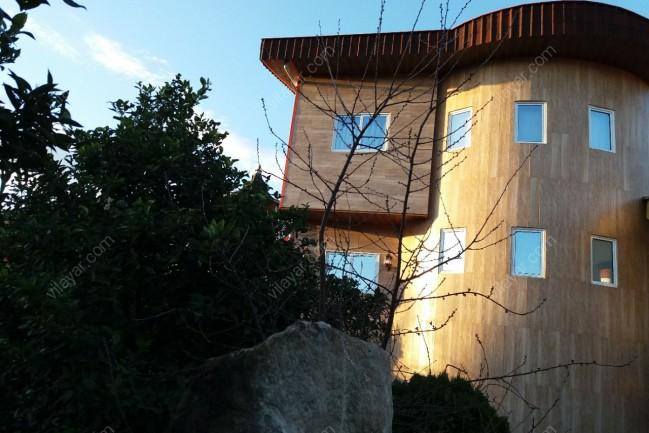 ویلا جنگلی استخردار چالوس