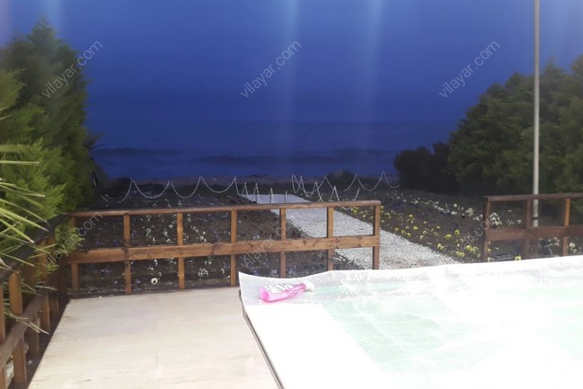اجاره ویلا ساحلی در دریا کنار بابلسر