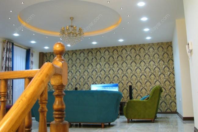 اجاره ویلا لوکس با استخر سرپوشیده محمودآباد