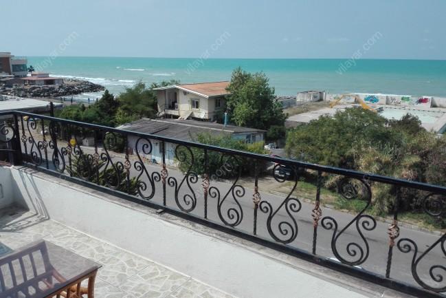 اجاره آپارتمان رو به ساحل دریاکنار