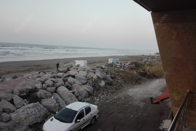 اجاره ویلا رو به دریا ساحلی در فریدونکنار