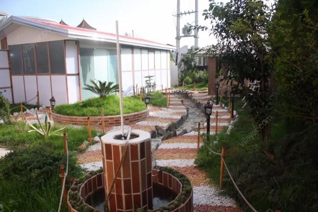 رزرو ویلا استخردار در محمودآباد ۴ خواب تریبلکس