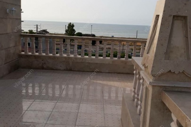 اجاره ویلا استخردار تریبلکس دید به دریا