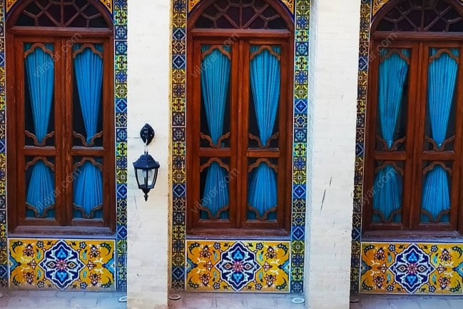 هاستل و اقامتگاه بوم گردی لوتوس در شیراز