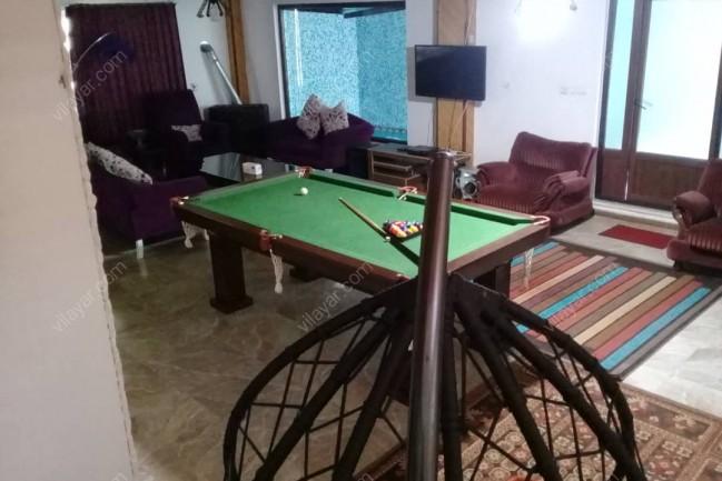 اجاره ویلا استخر سرپوشیده در نوشهر