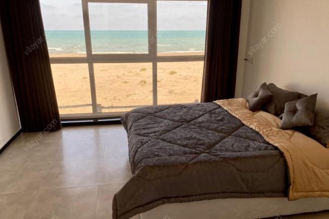 اجاره ویلا استخردار ساحلی با روف گاردن (پلاک ۵۰)