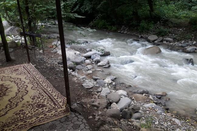 رزرو ویلا بر رودخانه اسالم