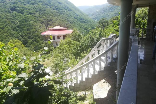 اجاره ویلا استخردار گردنه حیران (جنگلی و کوهستانی)