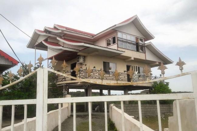 ویلا ساحلی در گیسوم