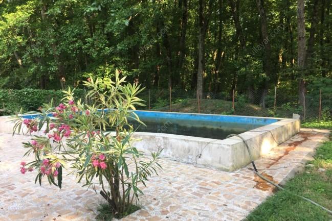 ویلا باغ روستایی جنگلی زیبا در گیلان