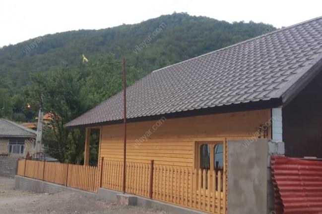 اجاره کلبه چوبی کنار رودخانه تالش