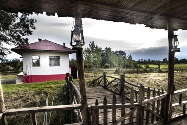 اجاره ویلای روستایی سنتی دو درخت